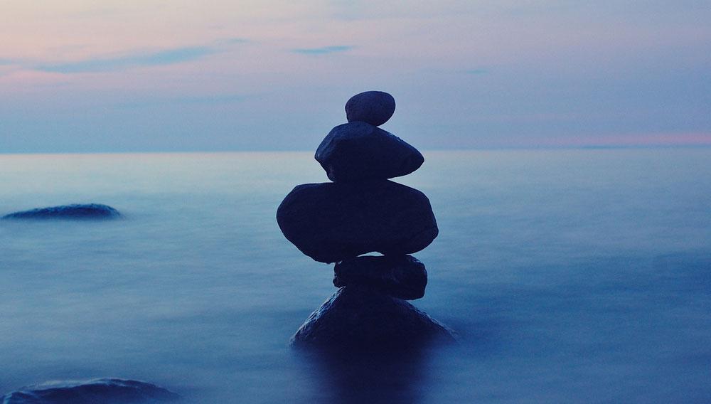 Entspannt mit Yin Yoga