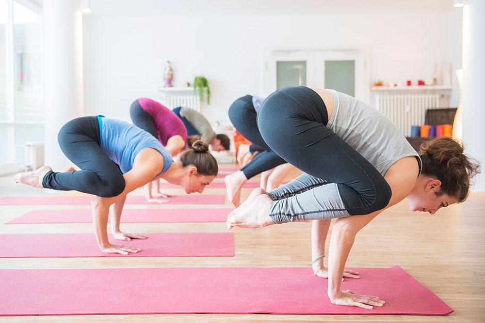 Yoga-Anfängerkurse in Köln-Lindenthal: ab 30. Oktober und 3. November 2018