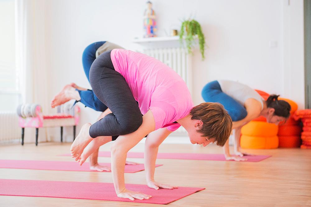 Mit Ashtanga Yoga das neue Jahr starten